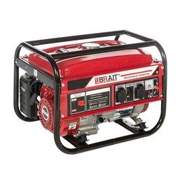 Электрогенераторы - Генератор бензиновый Brait BR 2500-AL, 0