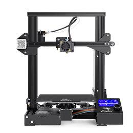 3D-принтеры - 3D принтер Creality Ender 3 (новый, в упаковке), 0