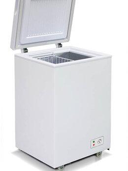 Морозильники - Морозильный ларь Бирюса 100KX, 0