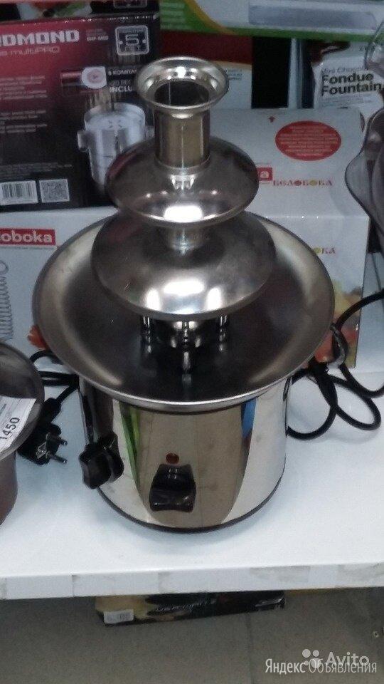 Шоколадный фонтан по цене 2900₽ - Мебель для кухни, фото 0