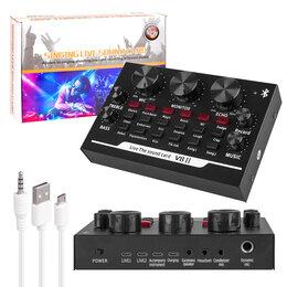 Звуковые карты - Внешняя звуковая карта V8 II, 0