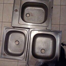 Кухонные мойки - мойка нержавейка, 0