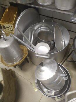 Наборы посуды для готовки - Алюминиевая посуда СССР в ассортименте +, 0