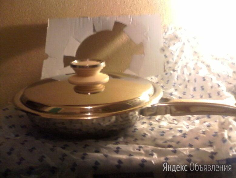 Сковорода с антипригарным покрытием от Цептер по цене 18000₽ - Сковороды и сотейники, фото 0