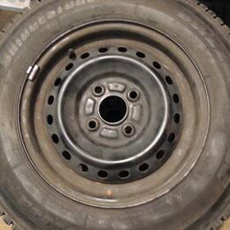 Шины, диски и комплектующие - Зима на стальных дисках, 0