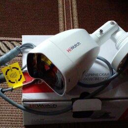 Камеры видеонаблюдения - Камера видеонаблюдения. Монтаж всей системы видеонаблюдения., 0