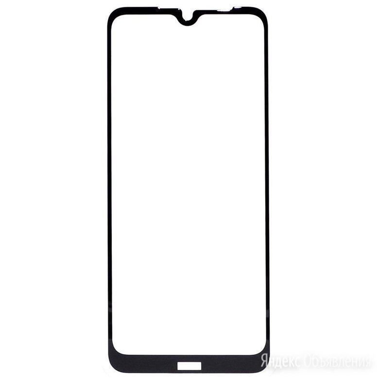 Защитное стекло для Xiaomi Redmi Note 8T с черной рамкой 2,5D Full Glue по цене 390₽ - Защитные пленки и стекла, фото 0