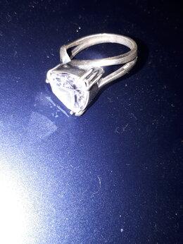 Кольца и перстни - Кольцо. Серебро., 0