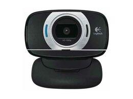Веб-камеры - Веб-камера Logitech C615 Full HD1080p , 0