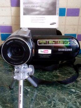 Видеокамеры - Samsung VP-MX20 - цифровая флеш-видеокамера.…, 0