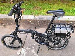 Мототехника и электровелосипеды - Электровелосипед DAHON my UNO 48 В 12 Ач, 0