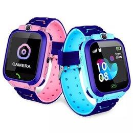 Умные часы и браслеты - Умные Детские Смарт Часы Baby Watch Q12, 0