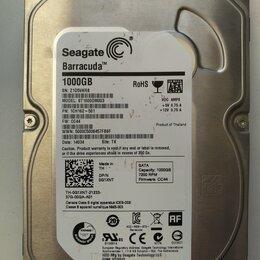 Жёсткие диски и SSD - Seagate HDD 1TB, 0