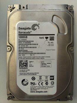 Внутренние жесткие диски - Seagate HDD 1TB, 0