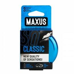 Презервативы - Презервативы в железном кейсе классические MAXUS…, 0