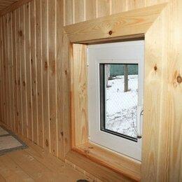 Окна - Окно для бани 500*500, 0
