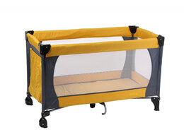 Матрасы - Манеж детский Selby 211, желтый, 0
