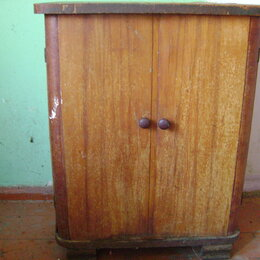 Тумбы - Антикварный шкафчик-тумбочку, 0