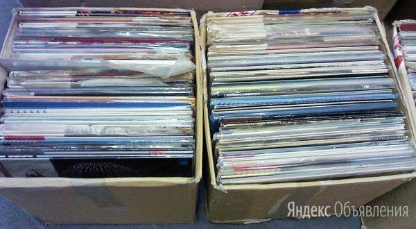 японская эстрада на грампластинках - семь дней в неделю. мойка бесплатно по цене 250₽ - Виниловые пластинки, фото 0