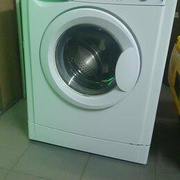 Стиральные машины - Б у стиральная машинка  индезит на 4,5 кг, 0