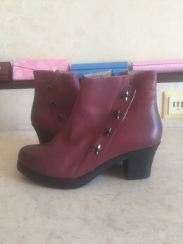 Ботинки - Ботиночки женские, 0