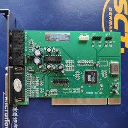 Звуковые карты - Ретро звуковые карты, 90-ых и 2000-ых, PCI, 0
