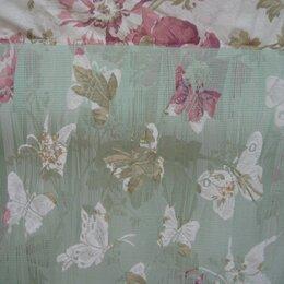 Шторы - Нитяная штора Portgallery жаккард Бабочки цветные 2.8х2.8м, 0
