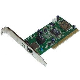 Оборудование Wi-Fi и Bluetooth - сетевая карта PCI Dlink DGE-528T GigaBit, 0