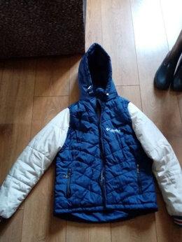 """Куртки и пуховики - Куртка """"Columbia"""" для мальчика 8-10 лет, весна -…, 0"""