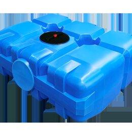 Баки - Емкость пластиковая 2000 л. Горизонтальная, 0