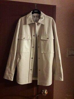 Куртки - Рубашка -куртка эко кожа, 0
