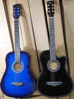 Акустические и классические гитары - Гитара новая для обучения, 0
