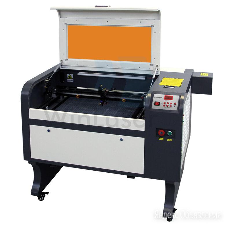 Лазерный станок резак и гравер Zoldo 6040 по цене 118000₽ - Производственно-техническое оборудование, фото 0