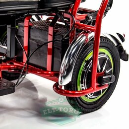 Мототехника и электровелосипеды - Электротрицикл Transporter, 0