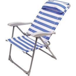 Лежаки и шезлонги - Кресло-шезлонг складное Ника К2, 0