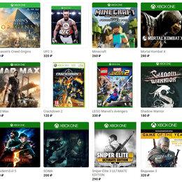 Игры для приставок и ПК - Более 125 игр на Xbox one, 0