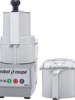 Промышленные миксеры - Процессор кухонный Robot Coupe R211 XL (2 диска), 0