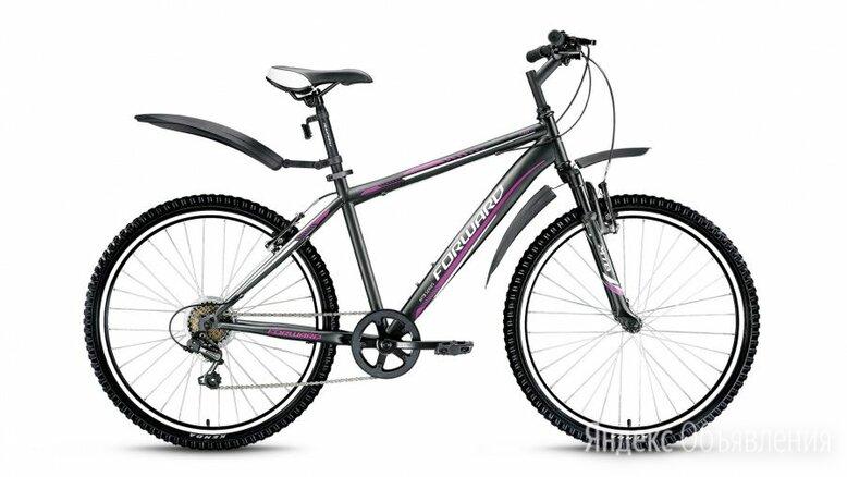 """Горный (MTB) велосипед Flash 2.0 черный матовый 17,5"""" рама (2017) по цене 20241₽ - Велосипеды, фото 0"""