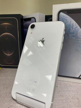 Мобильные телефоны - iPhone XR White 128gb б/у Ростест, 0