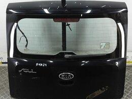 Кузовные запчасти - Крышка (дверь) багажника Киа Соул KIA Soul 09-14г, 0