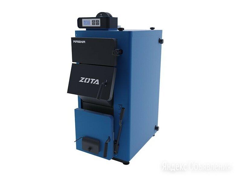 Котел  ZOTA Magna-20 полуавтоматический 20 кВт, 90 л. по цене 124500₽ - Отопительные котлы, фото 0