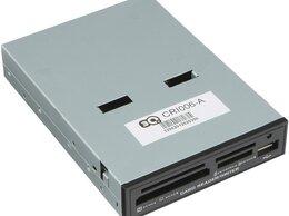 "USB-концентраторы - Картридер внутренний 3.5"" 3Q CRI006-A USB 2.0, 0"
