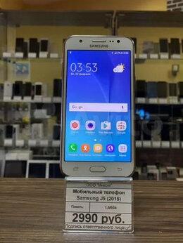 Мобильные телефоны - Samsung Galaxy J5, 0