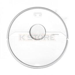 Роботы-пылесосы - Робот-пылесос Xiaomi Roborock S6 Pure Белый RU, 0
