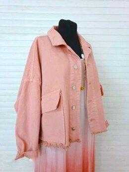 Куртки - Джинсовая куртка Турция, 0