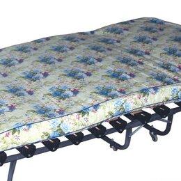 Кровати - Кровать раскладная Симона ширина 120см с матрасом  , 0