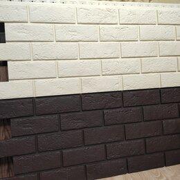 Фасадные панели - Фасадная панель Состаренный кирпич , 0