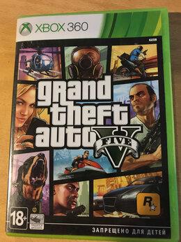 Игры для приставок и ПК - GTA 5 Xbox 360, 0