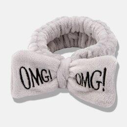 Головные уборы - Повязка на голову OMG (серый), 0