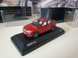 Модели - БМВ BMW X4 xDrive35i F26 дилерская 1/43 Hepra…, 0